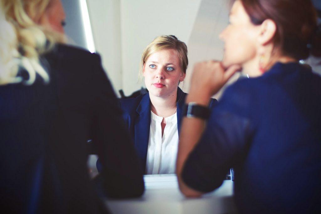 superare i colloqui di lavoro